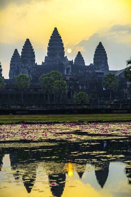 【好消息】金秋,我们在最美的地方等着你!RFG邀请你免费前往柬埔寨